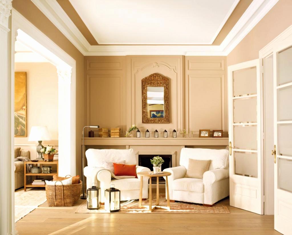 Цвет интерьера, в котором будет комфортно всем: медовый интерьер и 10 ключей к его созданию