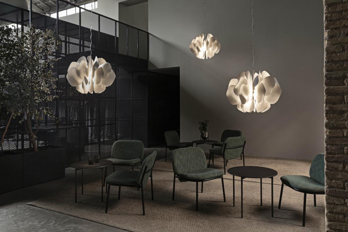 В That's Living появились светильники от Марселя Вандерса