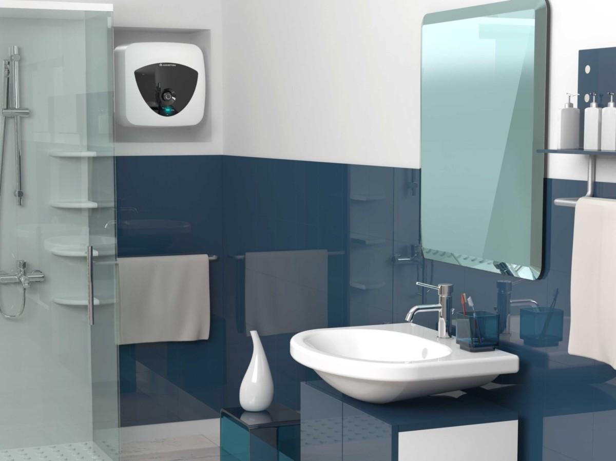 10 удобных решений для маленькой ванной комнаты