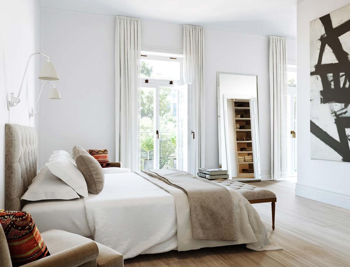 Как выбрать шторы в спальню: 6 дизайнерских советов