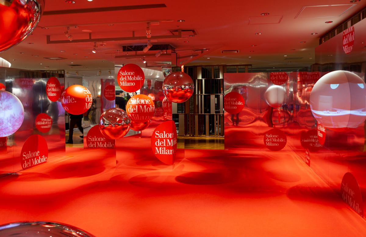 Salone del Mobile открылась в Японии