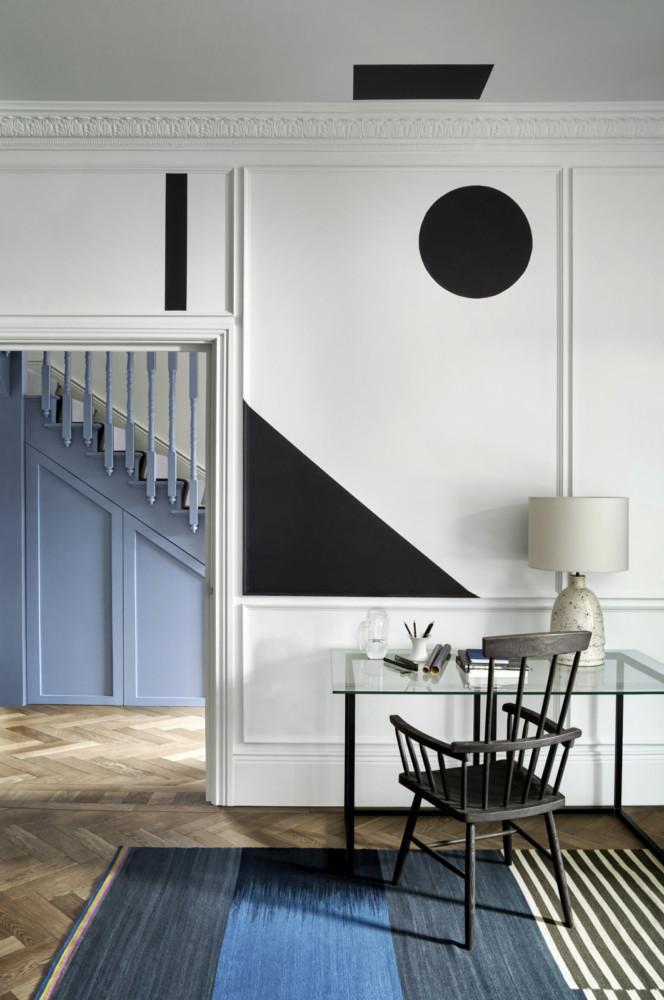 Идеальные краски для монохромного интерьера: 6 чёрно-белых пар