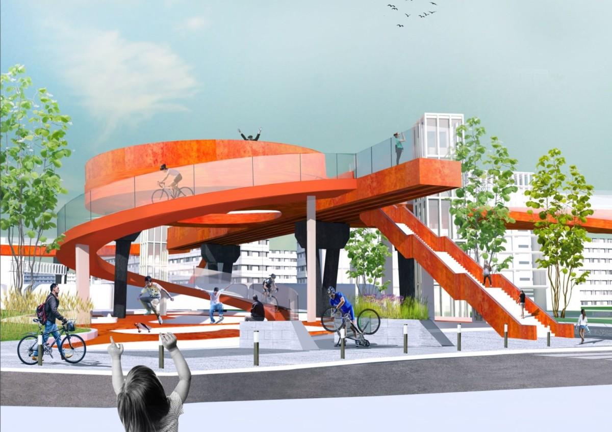 В рамках выставки «Город: детали» прошёл конкурс на лучшие решения для городской среды