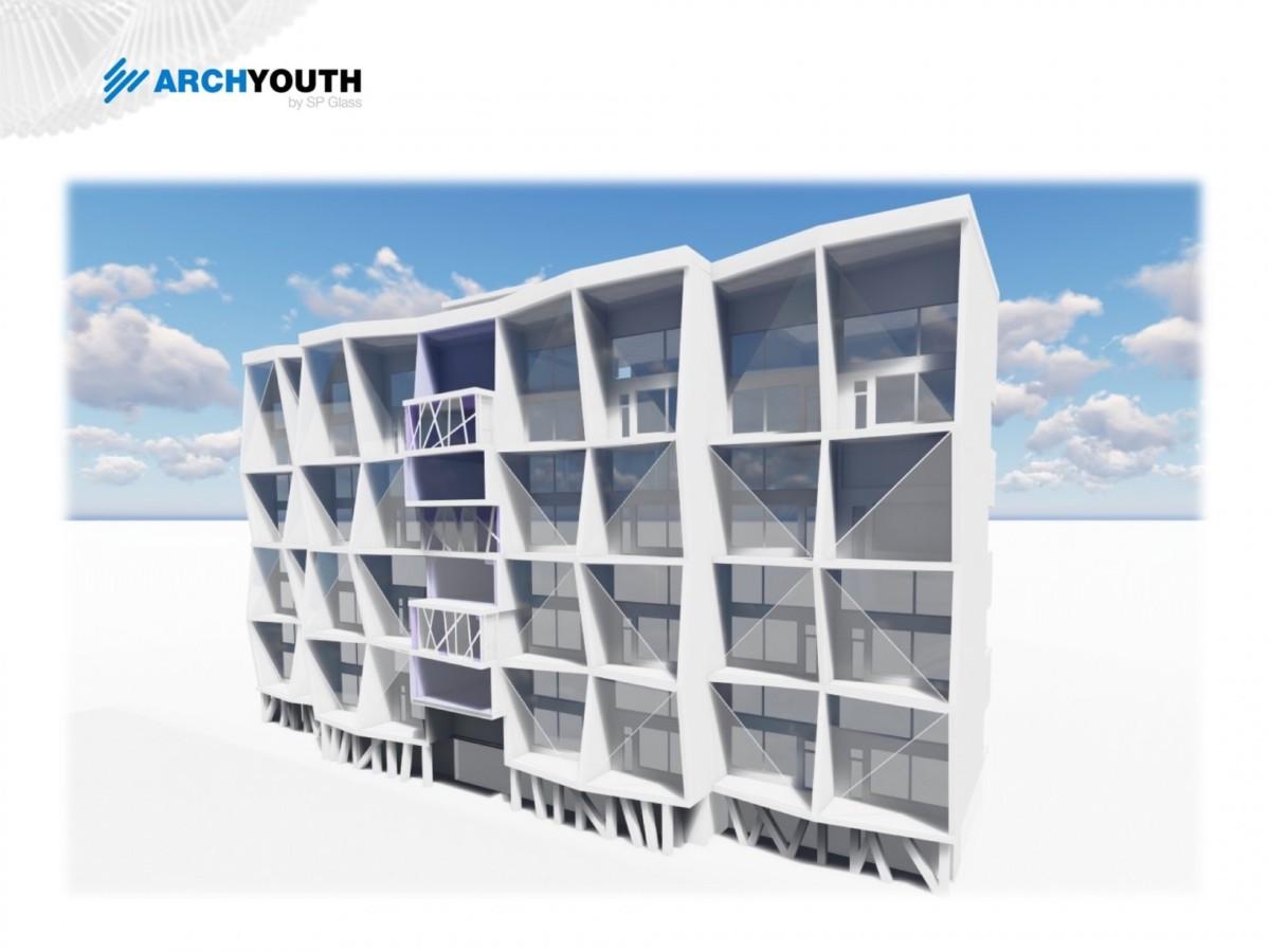 Стартовал всероссийский архитектурный конкурс Youth in Architecture