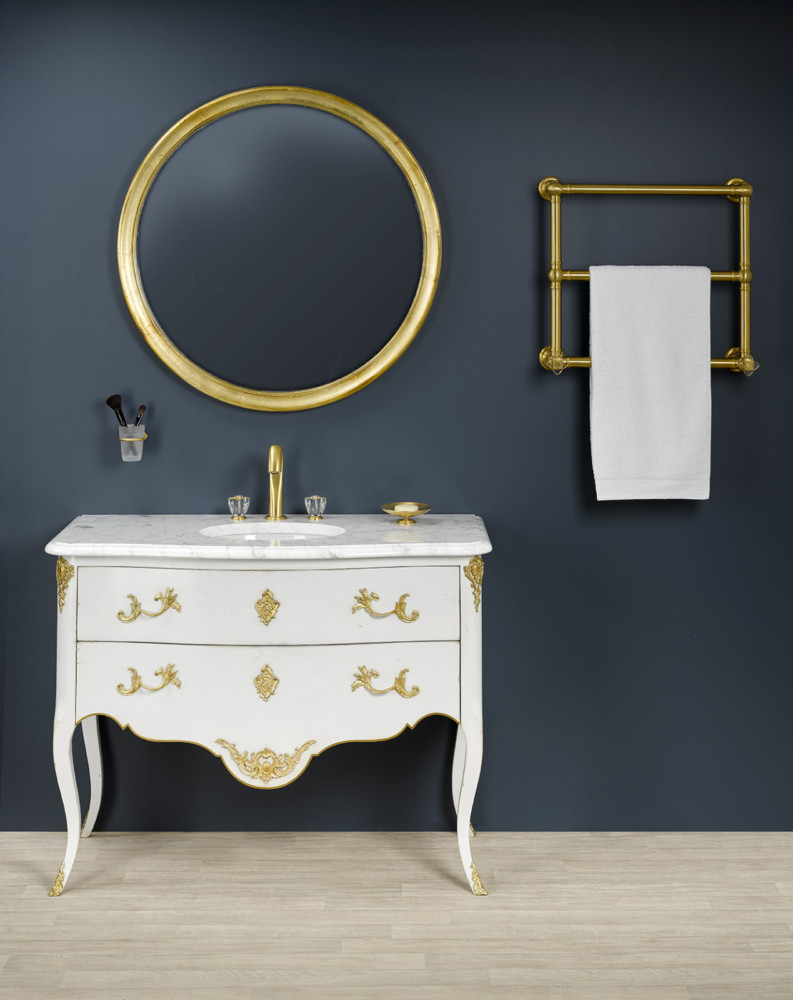 Капсульная коллекция для ванной комнаты от THG Paris и Moissonnier