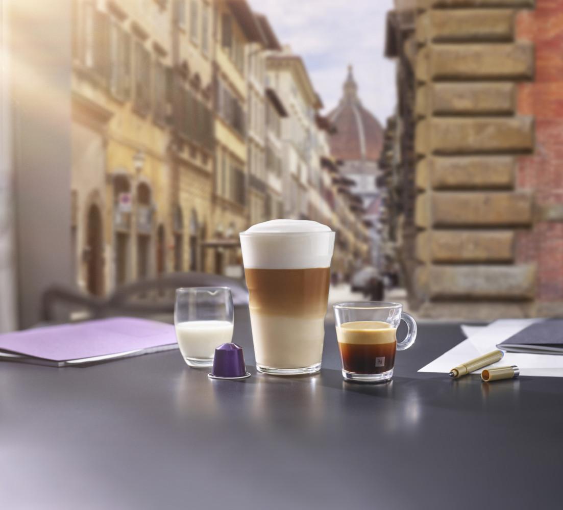 Новый кофе от Nespresso: нотки Италии проникнут в каждый дом