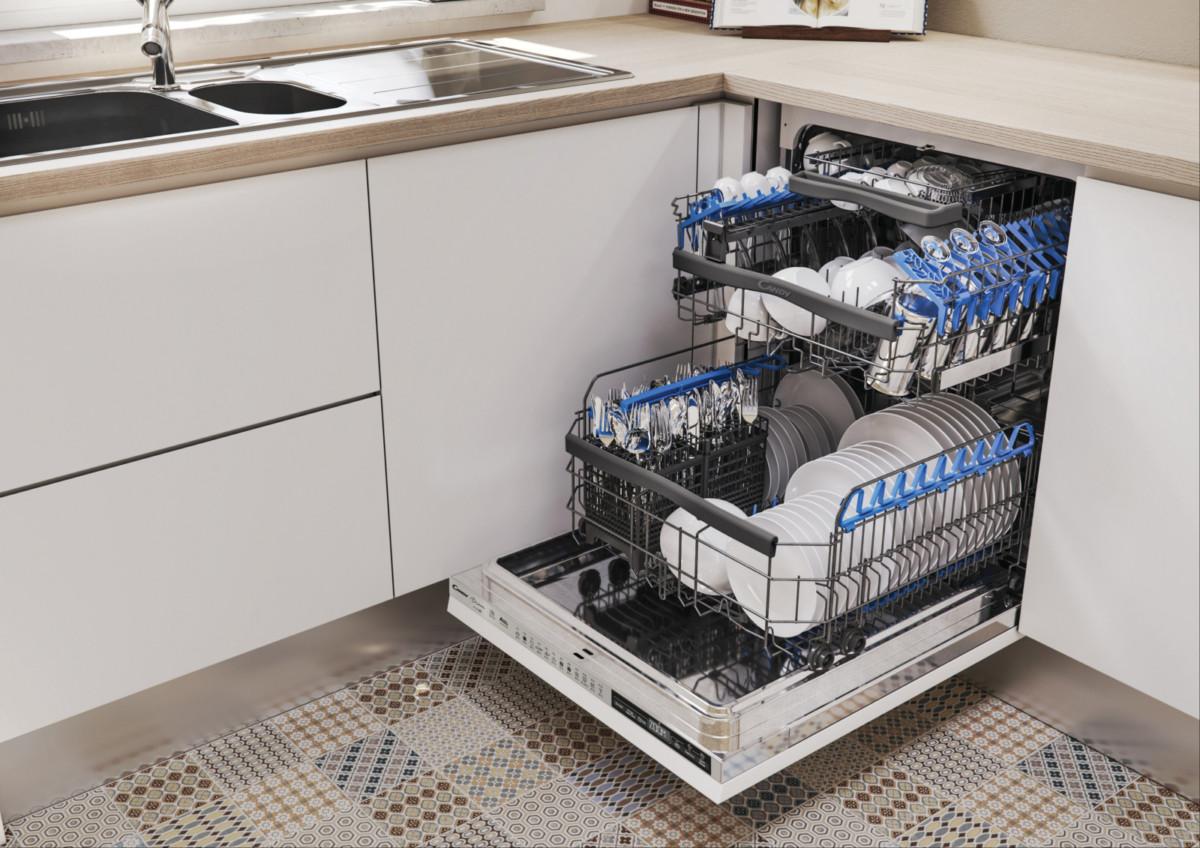 Компания Candy выпустила посудомоечную машину с Wi-Fi