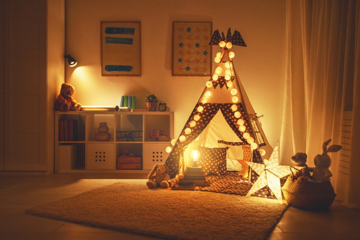 Яркий дизайн детской: лучшие идеи интерьера для комнаты ребёнка