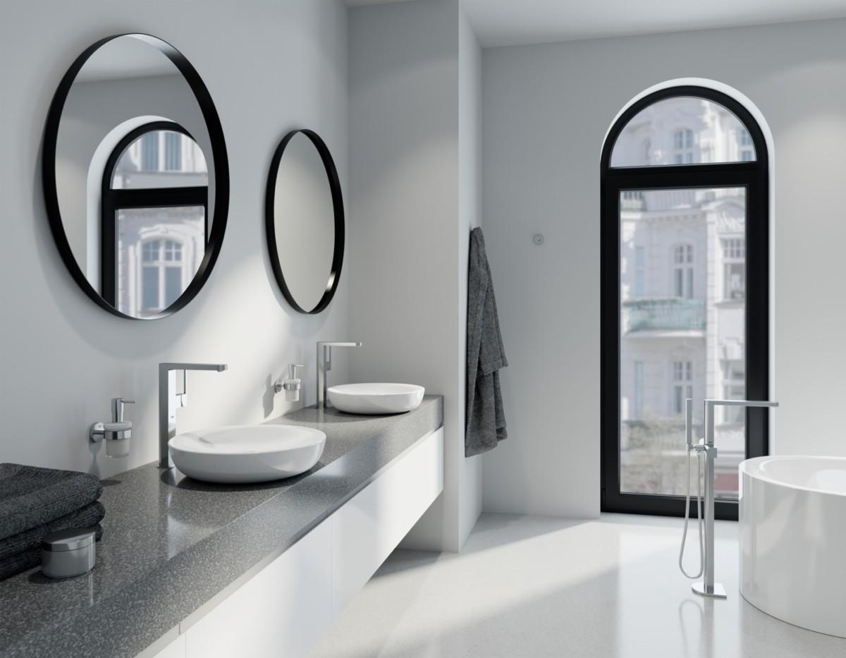 4 совета, которые помогут сделать ванную комнату стильной и фактурной