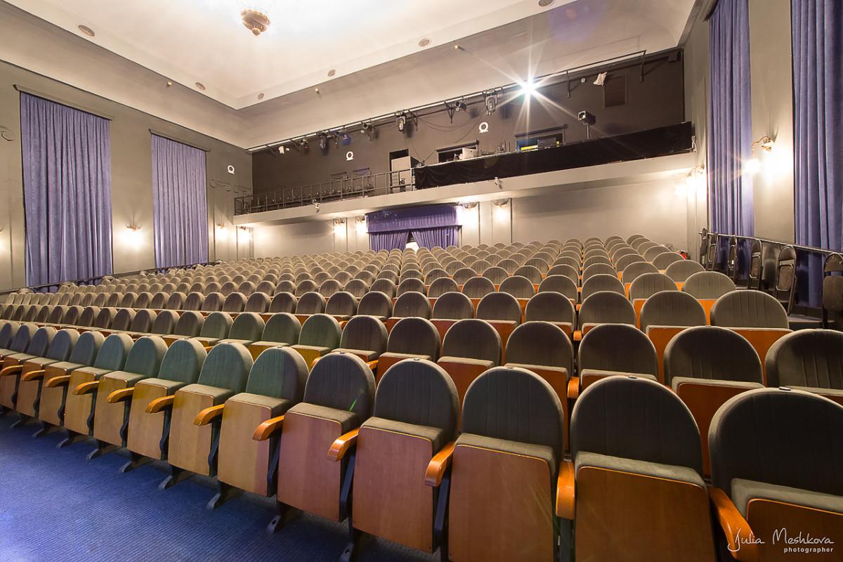 Как будет улучшен московский театр «Модерн»