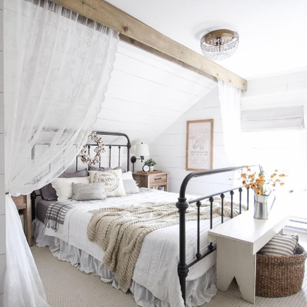 Красивый снаружи и уютный внутри: облагораживаем свой маленький дачный домик