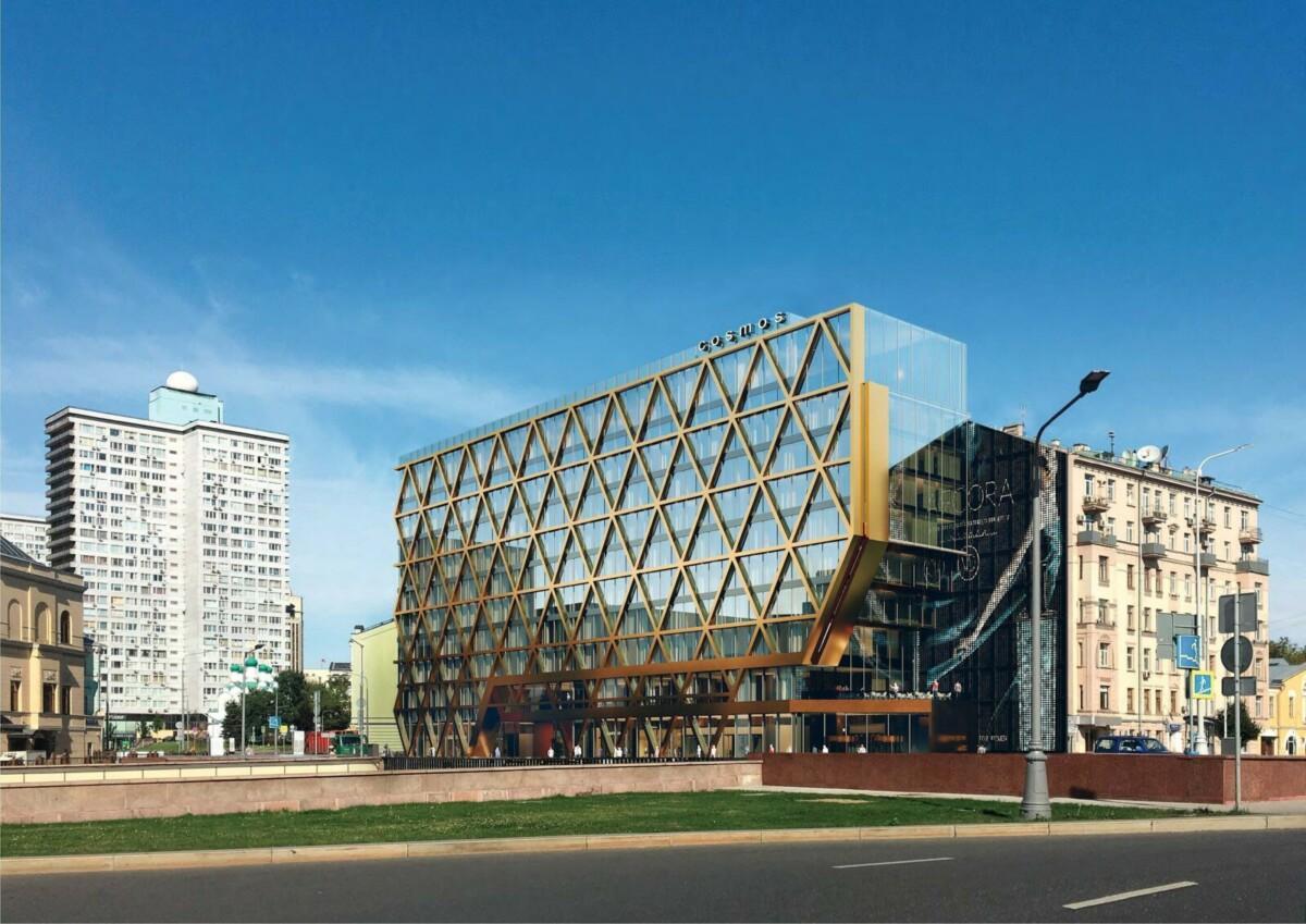 Дом Связи в столице будет реконструирован под отель