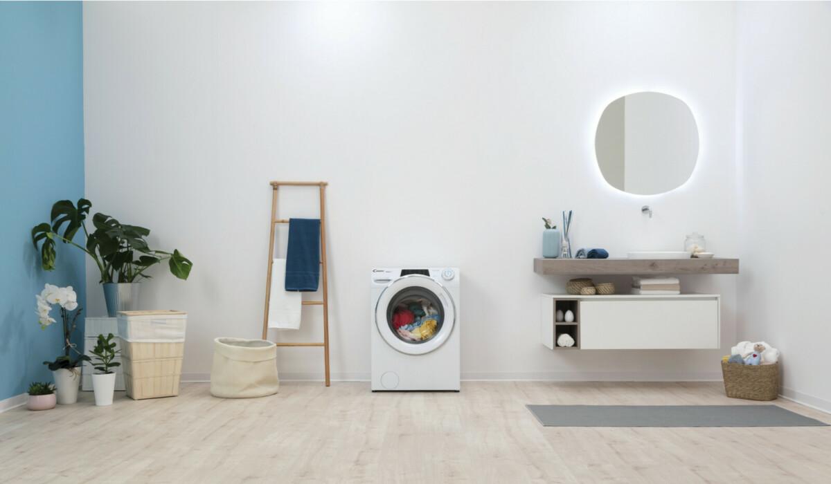 Современные стиральные машины Candy Rapid'o: в чём их преимущество