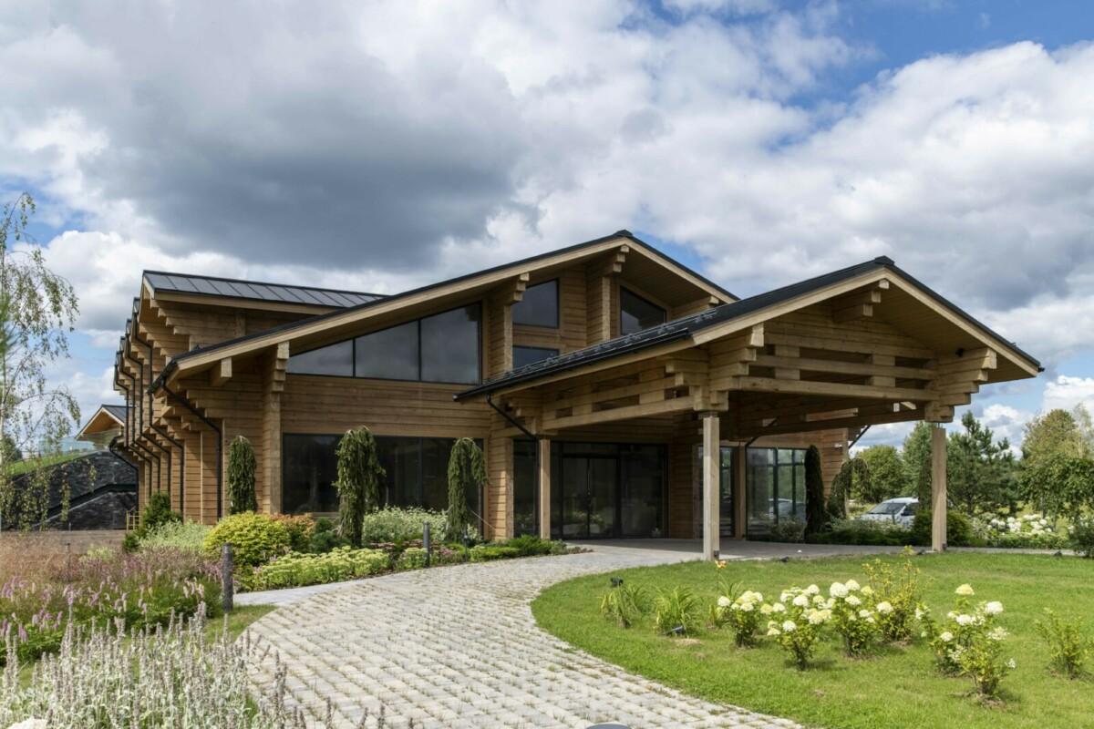 9 октября открылся комплекс для отдыха Zavidovo spa village