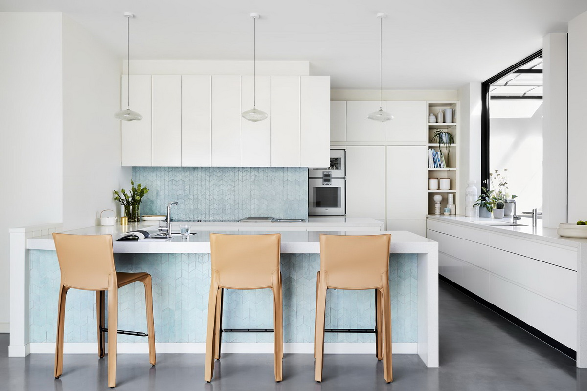 Дизайн кухни в современном стиле: о признаках и трендах