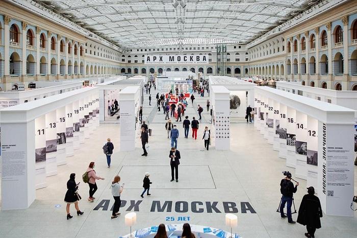 С 3 по 6 июня пройдёт выставка архитектуры и дизайна «АРХ Москва»