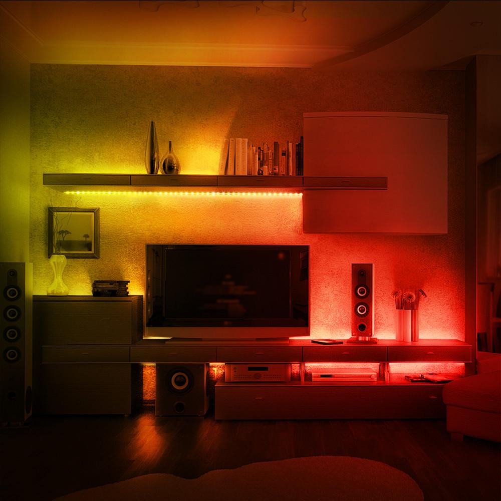 Как использовать в интерьере светодиодную подсветку и как правильно выбрать LED-ленту