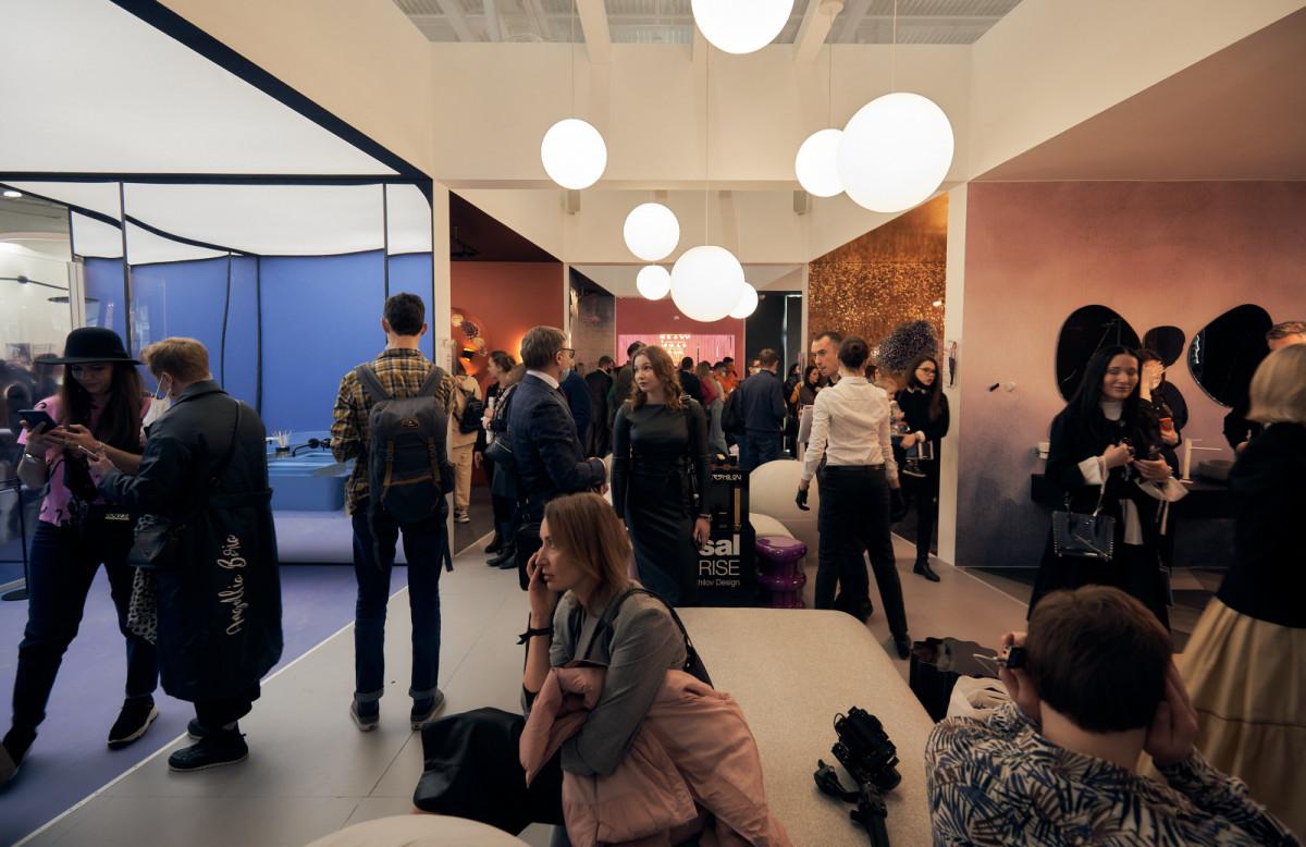 В рамках выставки MosBuild 2021 провели деловую программу, которая заняла два павильона
