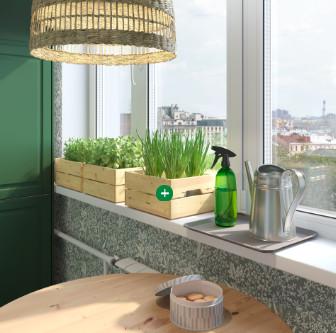ИКЕА выпустила 11 готовых дизайн-проектов для экологичного образа жизни