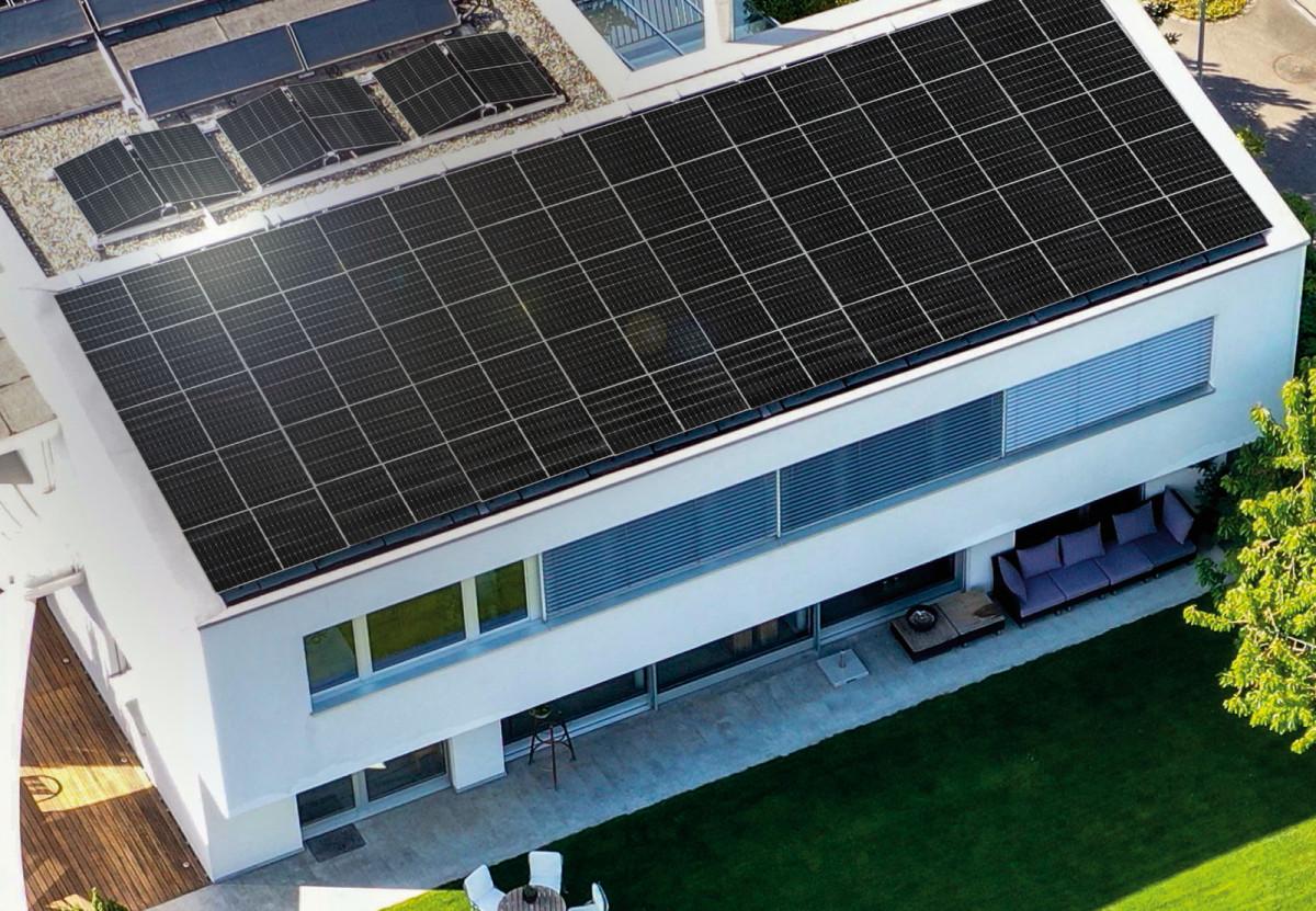 Компания LG представила две новые технологии: солнечную панель и систему кондиционирования воздуха