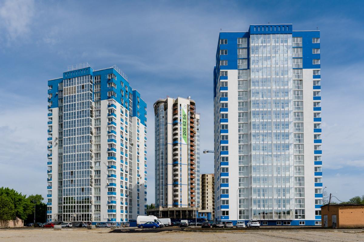 На какой высоте можно купить квартиру в Москве