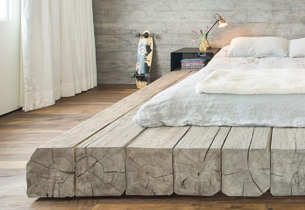 Чем хороша кровать-платформа для российской спальни: 8 главных плюсов