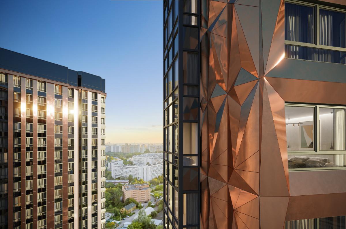 Григорий Масленников спроектирует арт-объект для жилого комплекса бизнес-класса «Архитектор»