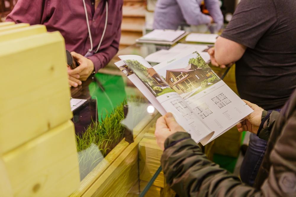 Как пройдёт выставка «Загородный дом», на которой можно будет «собрать» свой дом